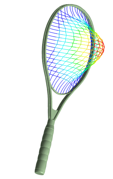 engineering-fea-daes-simulation-raquettee-modale